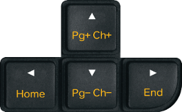 Direction Pad Keys