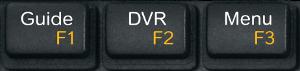 DVR-Tasten